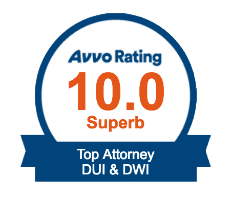 Avvo Rating of 10 / Superb